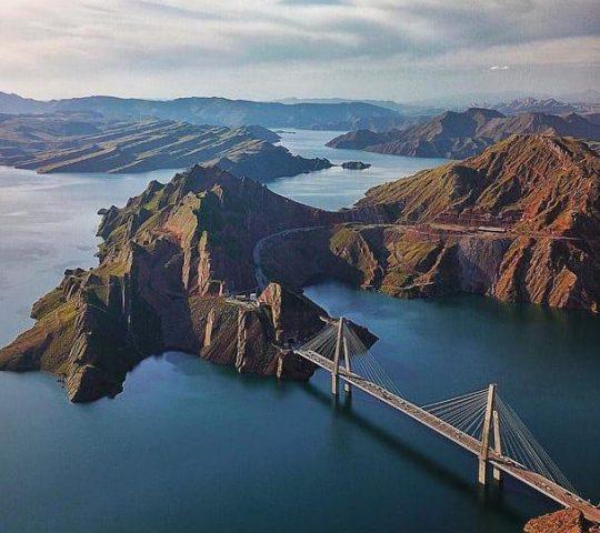 Lali Cable Bridge